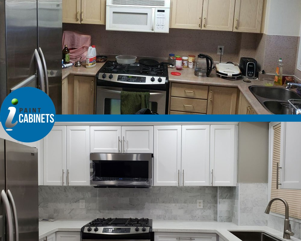 Inexpensive way to upgrade kitchen cabinets in Toronto