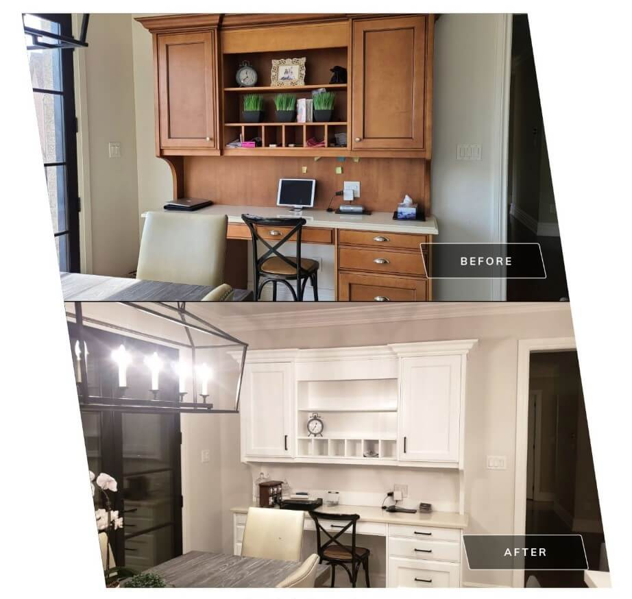 Cost Painting Painting Cabinets In Vaughan